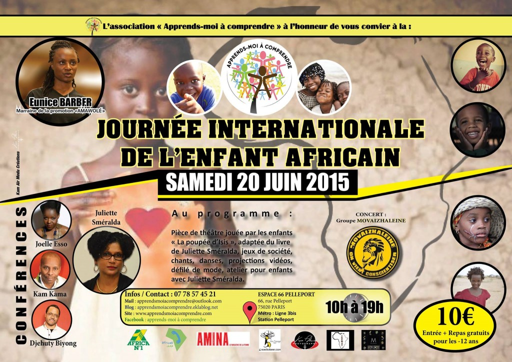 journée enfant africain