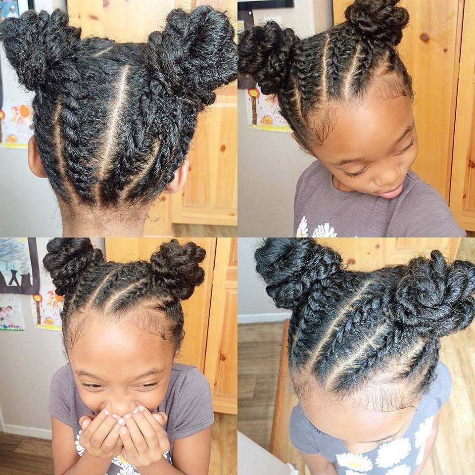 Tresse Africaine Pour Fille Fashion Designs