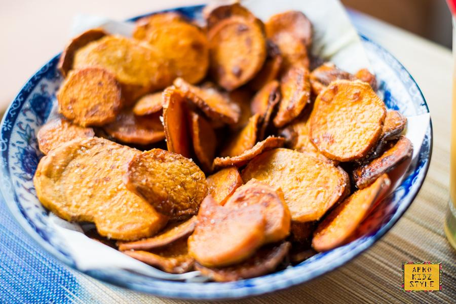chips de patates douces sucrées-2