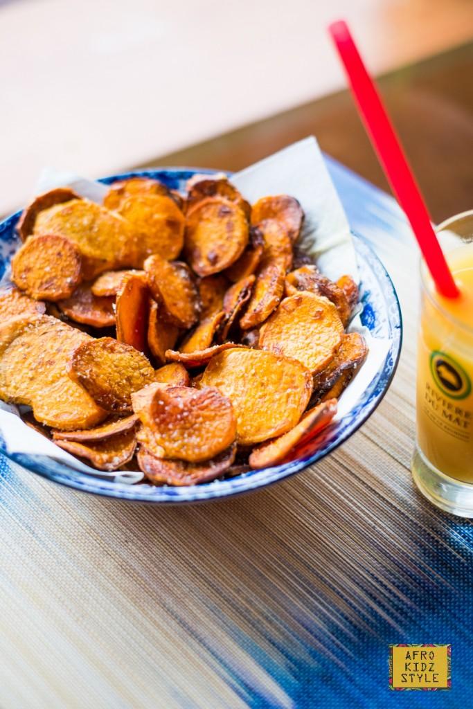 chips de patates douces sucrées-3