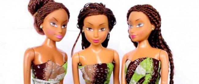 Queens of Africa Nneka-Noir Poupée