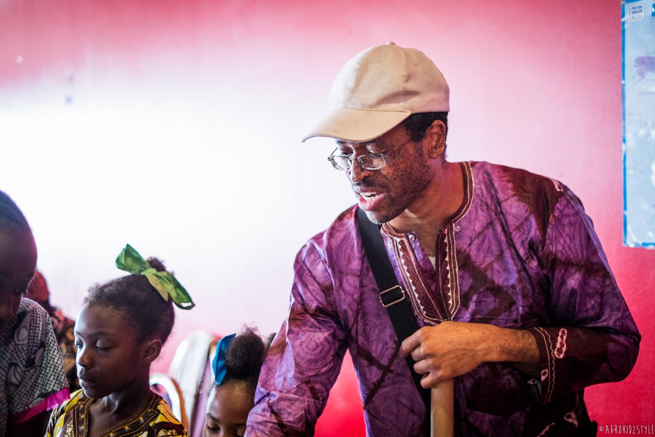 journée internationale de l'enfant africain AMAC-2