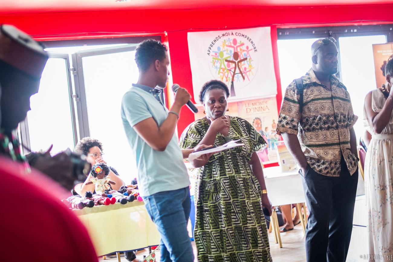journée internationale de l'enfant africain AMAC-25