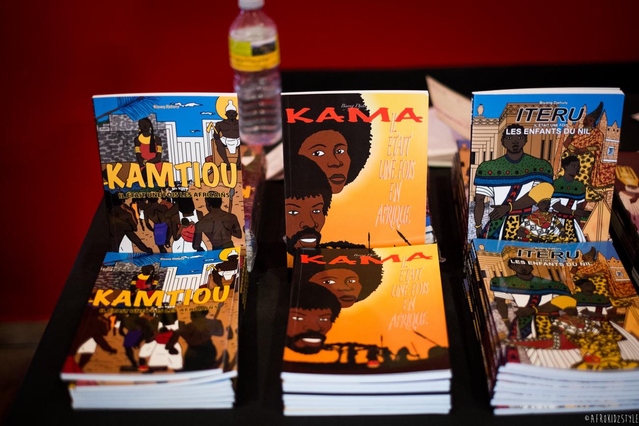 journée internationale de l'enfant africain AMAC-3