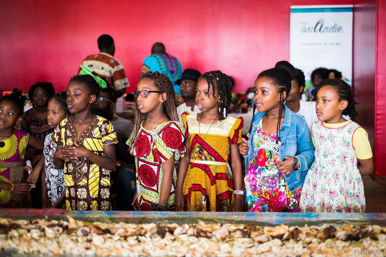 journée internationale de l'enfant africain AMAC-31