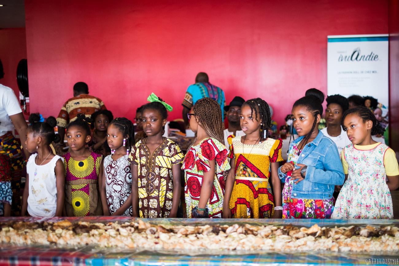 journée internationale de l'enfant africain AMAC-32