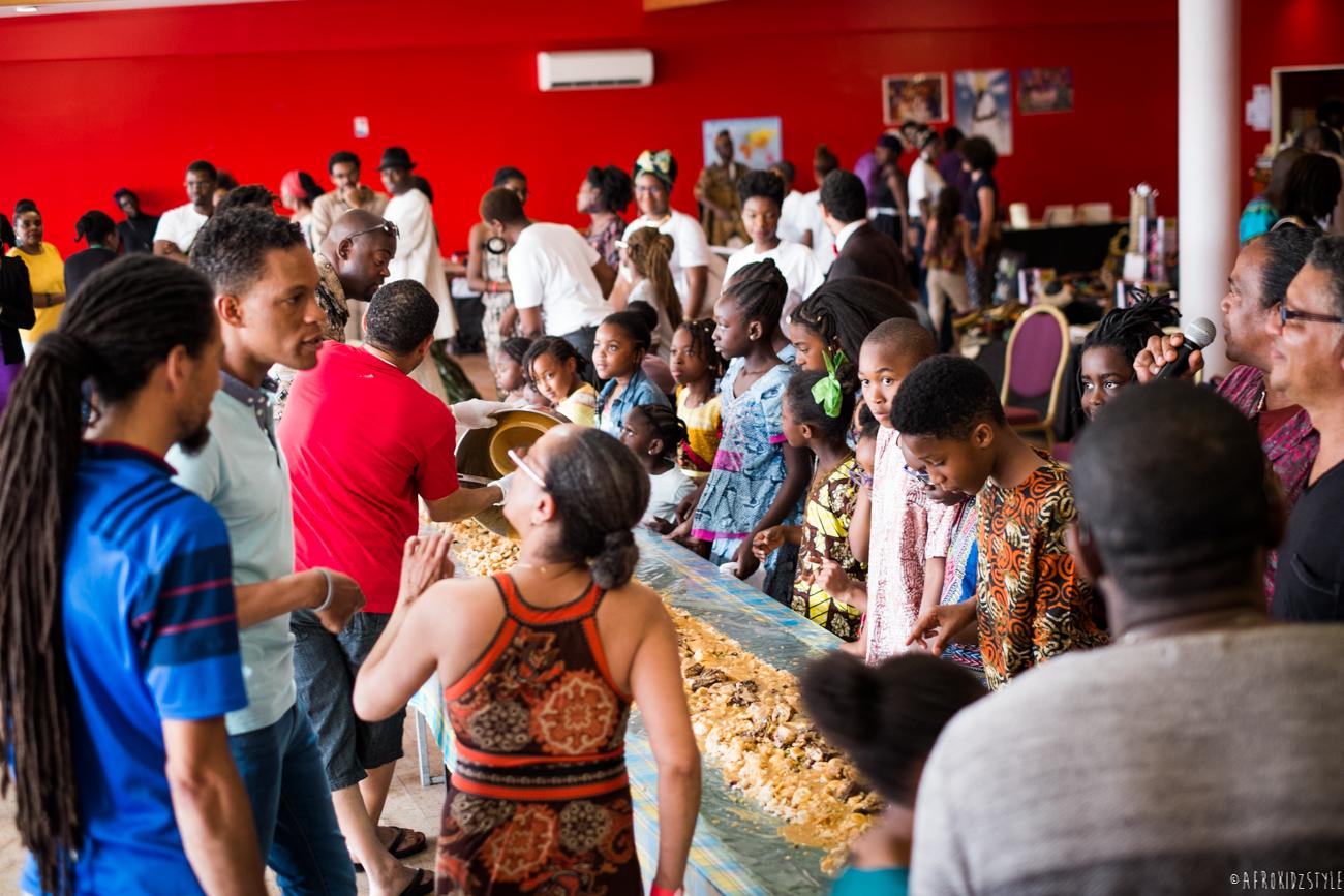 journée internationale de l'enfant africain AMAC-45
