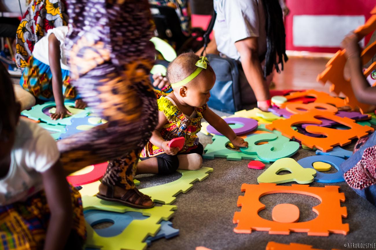 journée internationale de l'enfant africain AMAC-61