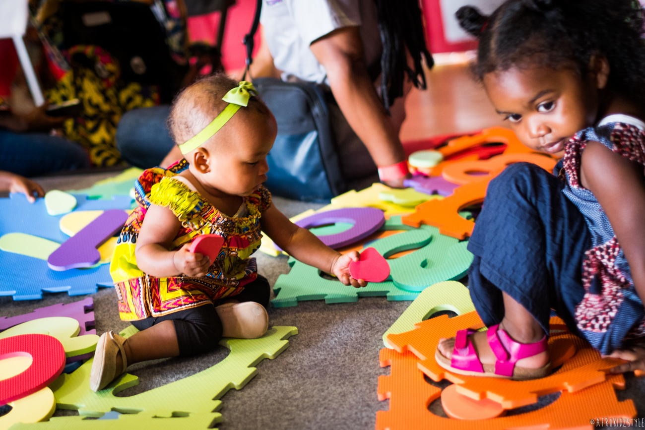 journée internationale de l'enfant africain AMAC-62