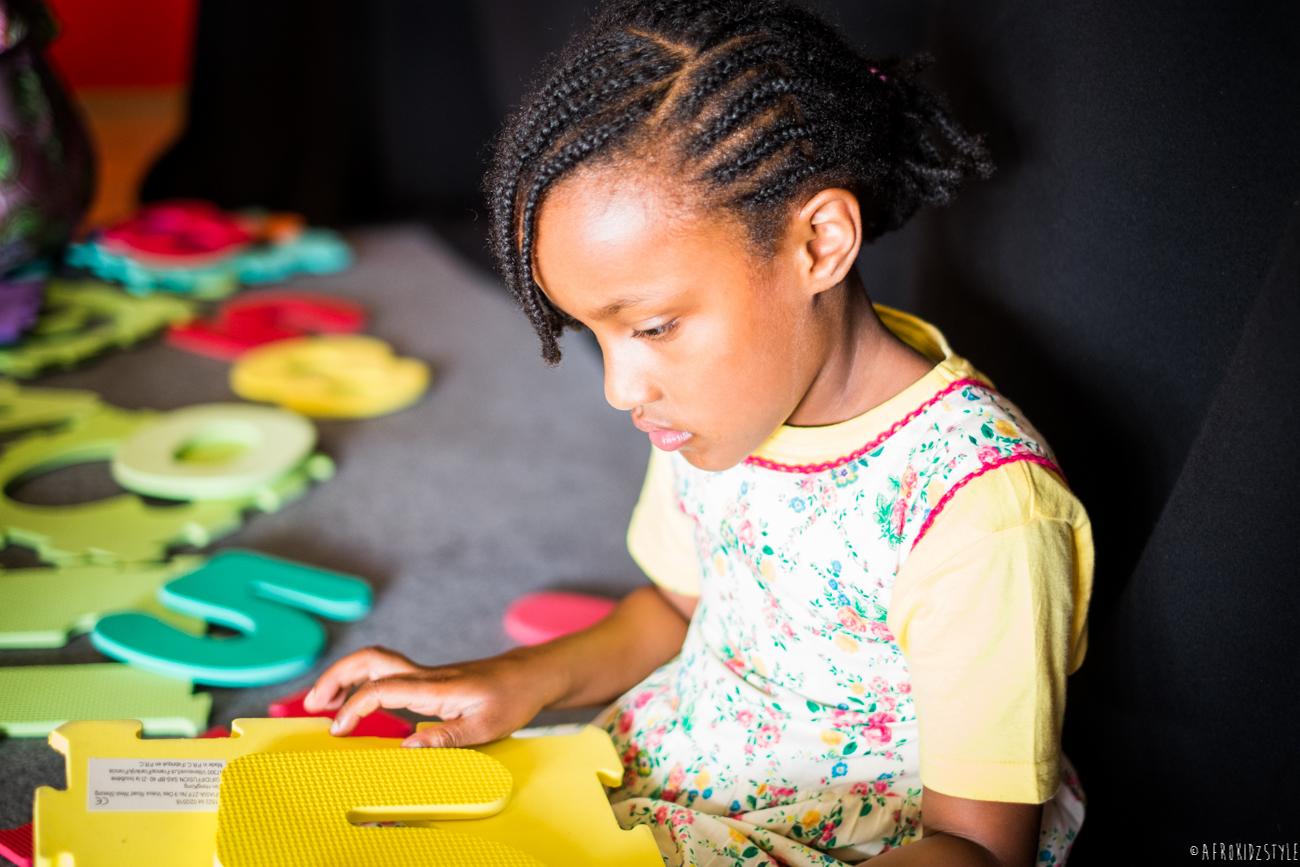 journée internationale de l'enfant africain AMAC-63
