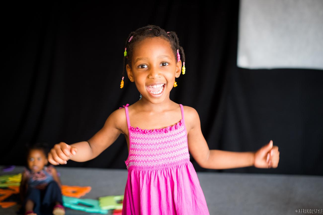 journée internationale de l'enfant africain AMAC-64