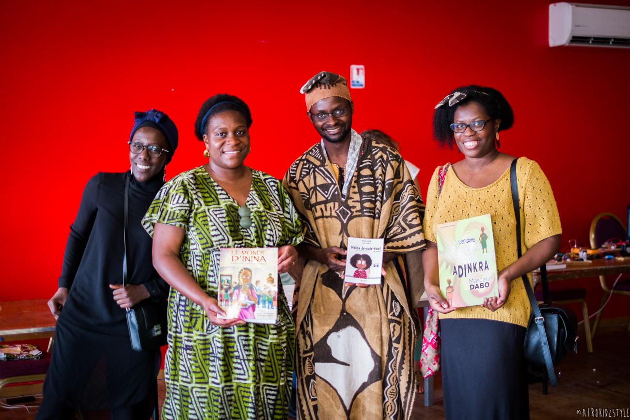 journée internationale de l'enfant africain AMAC-71