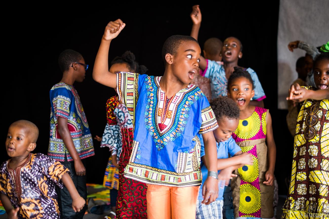 journée internationale de l'enfant africain AMAC-74