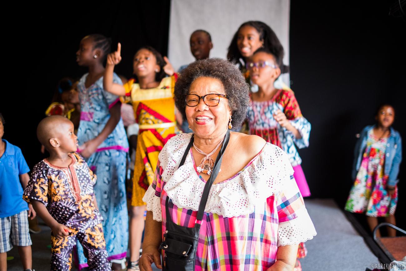 journée internationale de l'enfant africain AMAC-79