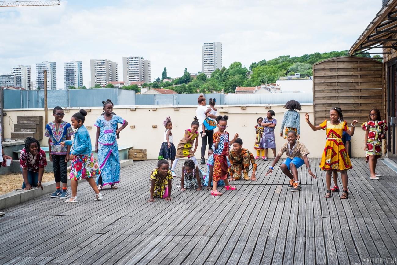 journée internationale de l'enfant africain AMAC-80