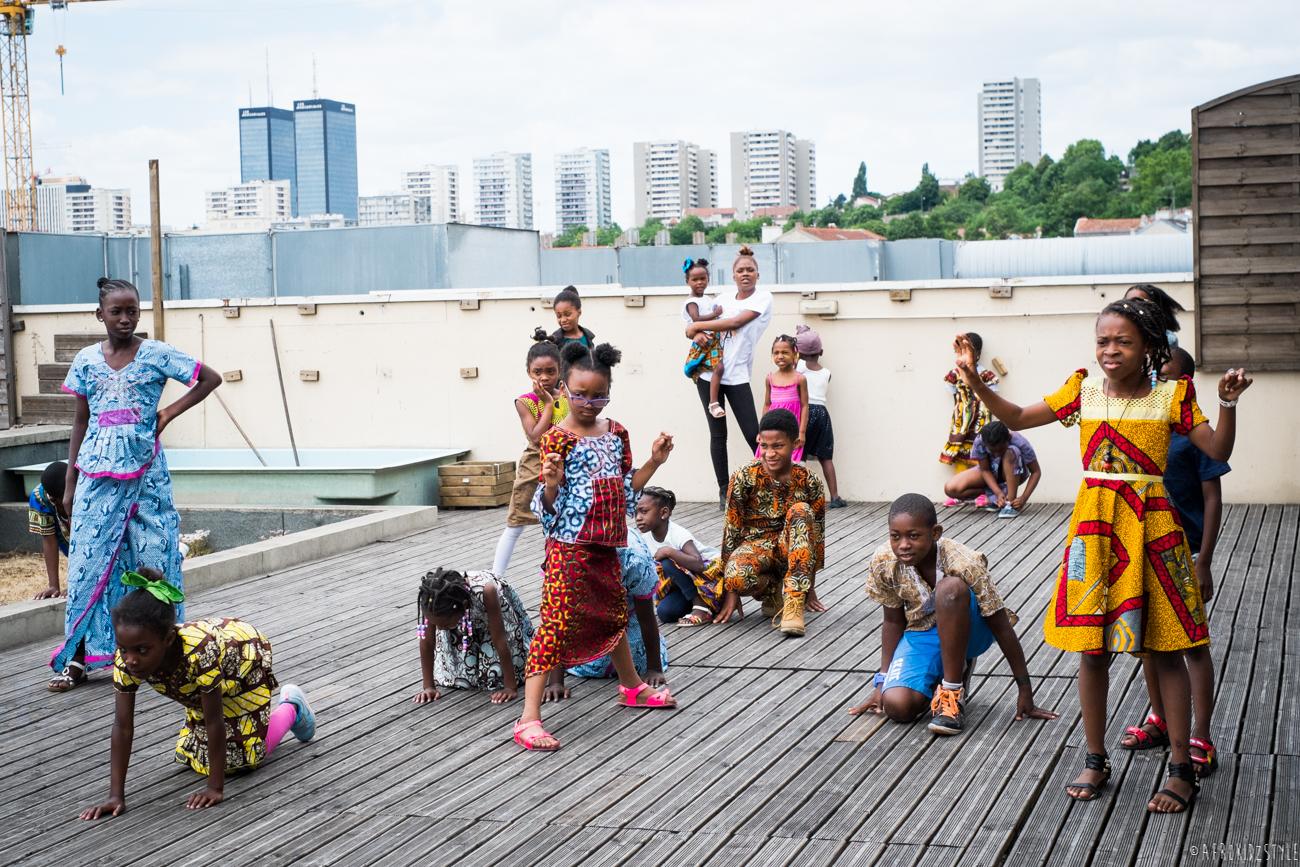 journée internationale de l'enfant africain AMAC-81
