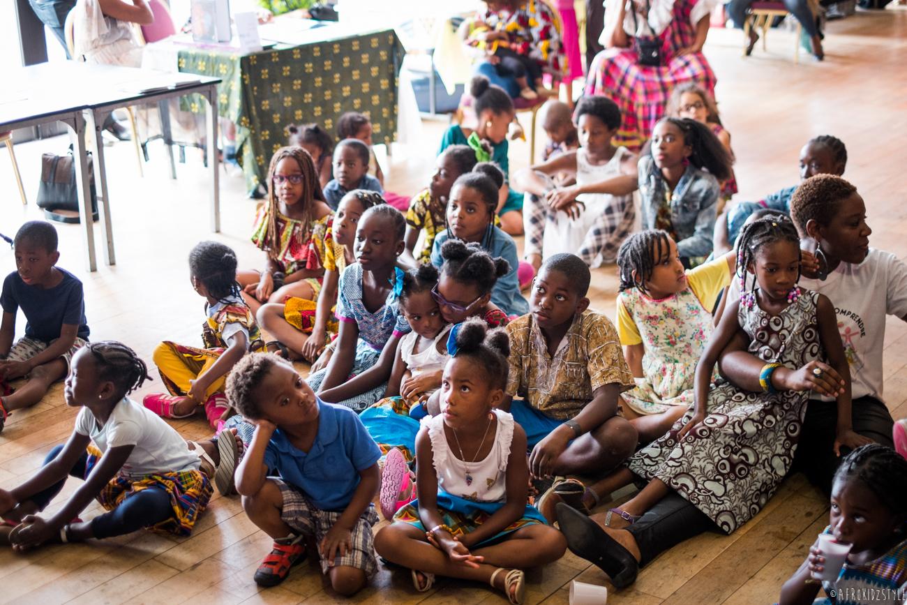 journée internationale de l'enfant africain AMAC-86