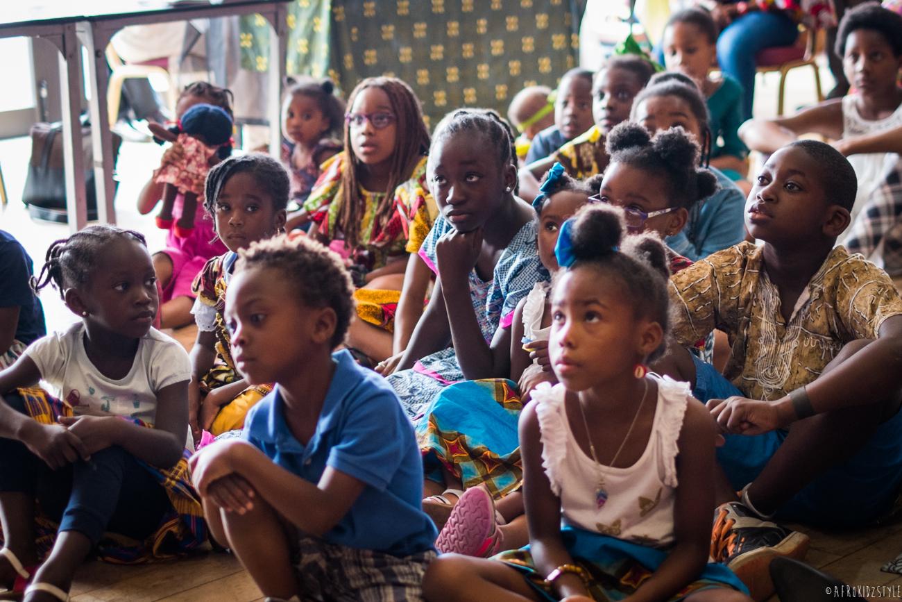 journée internationale de l'enfant africain AMAC-88