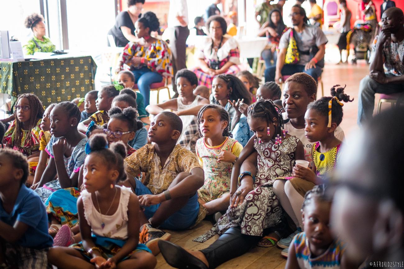 journée internationale de l'enfant africain AMAC-89