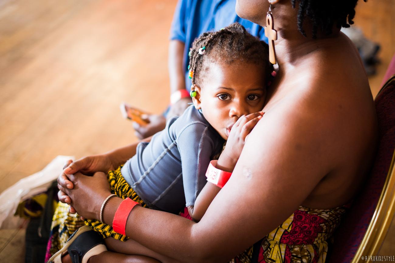 journée internationale de l'enfant africain AMAC-94