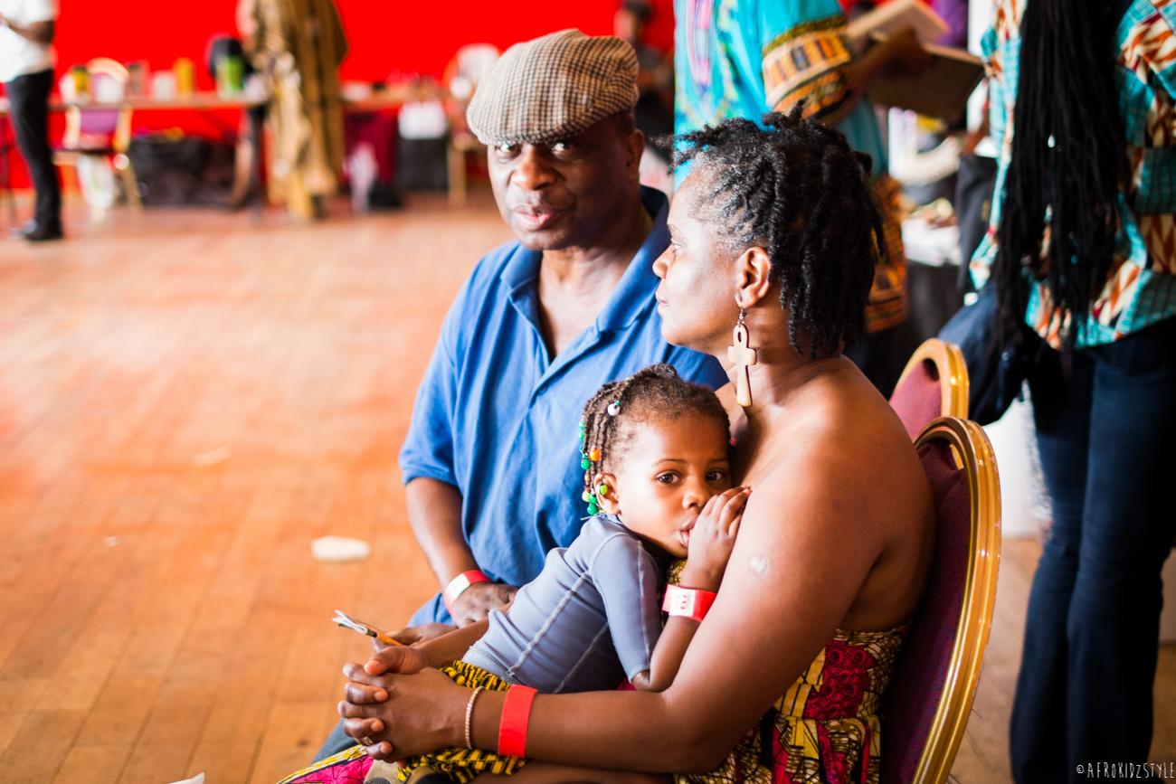 journée internationale de l'enfant africain AMAC-95